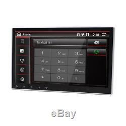 10.11080P 1DIN Touch Screen Octa-Core 2G RAM +32G ROM Car Stereo Radio GPS Wifi