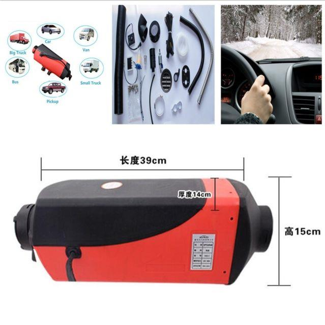 12v 5kw Independent Light Siesel Oil Air Diesel Heater For Car Truck Home Warm