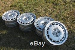 14 BOTLECAP alloys 4x100 VW polo golf UP jetta lupo arosa civic MAZDA MX5 corsa