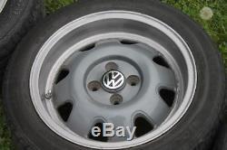 15 ATS CUPS TYRES VW alloys 4x100 polo golf UP jetta lupo arosa civic MAZDA MX5