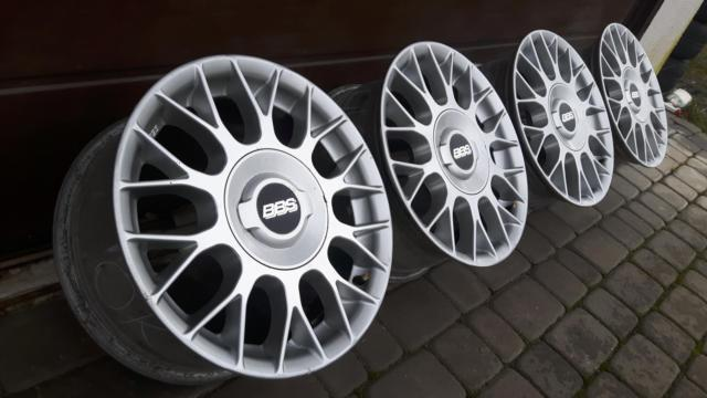 15 Bbs Vz Alloys 5x110 Vauxhal Zafira Vectra Combo Astra Meriva Corsa Sri 5stud