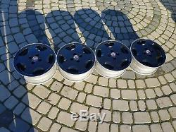 15 CAV SLABS TWINS alloys 4x100 vauxhall corsa astra vectra nova tigra combo