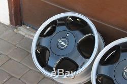 15 GM OPEL alloys 4x100 vauxhall corsa astra vectra nova tigra combo SXI SRI