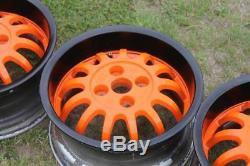 15 WOW alloys 4x100 VW polo golf GTI lupo arosa ASTRA MX5 CORSA bmw e30 corolla