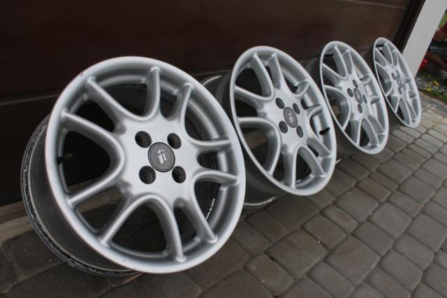 16 Irmscher Alloys 4x100 Vauxhall Corsa Astra Vectra Nova Tigra Combo Cavalier