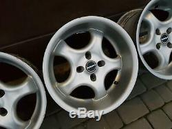 16 RARE alloys 4x100 vauxhall corsa astra nova combo SRI SXI MG ZR ZS rover 25