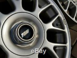16 TSW vauxhall alloys 5x110 zafira vectra combo astra meriva corsa 5stud SRI