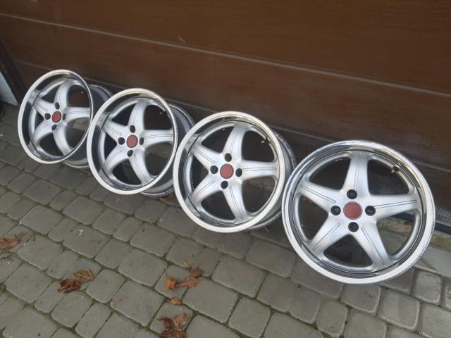 16 Wow Alloys 4x100 Vauxhall Corsa Astra Nova Tigra Combo Grandepunto Mazda Mx5