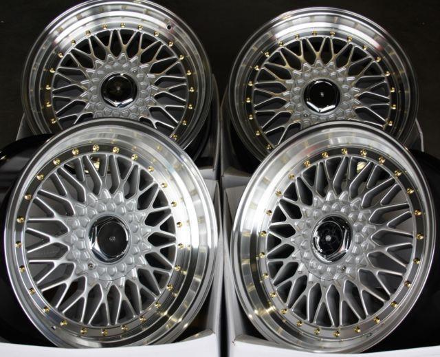 17 Sp Rs Alloy Wheels Fit Vauxhall Opel Astra Corsa Meriva Signum Vectra Zafira