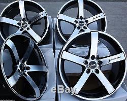 18 Bm Blade Alloy Wheels Fits Vauxhall Astra Corsa Meriva Signum Vectra Zafira