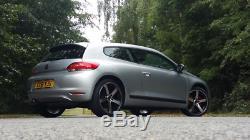 18 Bmf Blade Alloy Wheels Fits Vauxhall Astra Meriva Omega Signum Zafira 5x110