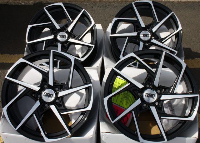 18 Drc Dvx Alloy Wheels Fits 5x110 Vauxhall Astra Corsa Meriva Zafira