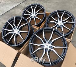 18 Lkw Aero Alloy Wheels Fits 5x120 Fits Vauxhall Insignia Vxr
