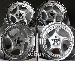 18 R-6 Alloy Wheels Fit Vauxhall Opel Astra Corsa Meriva Signum Vectra Zafira
