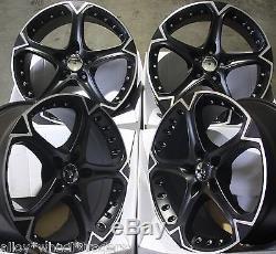 18 Sniper Alloy Wheels Fit Vauxhall Astra Corsa Meriva Signum Vectra Zafira