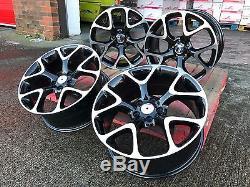 18 Wheels To Fit Vauxhall Astra H Mk5 Sri Penta Alloy 5x110 Set Of 2004-2009