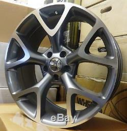 18 vxr alloy wheels Vauxhall Adam S Corsa astra zafira saab Alfa 159