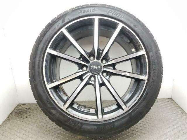1998-2004 Mk4 Vauxhall Astra G Bertone 17 Fox Alloy Wheel + Tyre Fx10h7577b