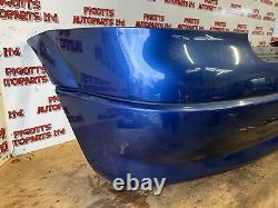 1998-2005 Vauxhall Astra G Mk4 Rear Bumper (Blue, Z20Q)