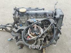 1999 VAUXHALL ASTRA G Mk4 1.6 8v Petrol X16SZR Engine