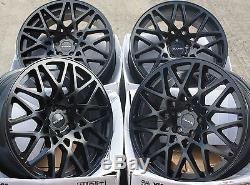 19 B Rt1 Alloy Wheels Fit Vauxhall Opel Astra Corsa Meriva Signum Vectra Zafira