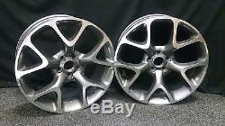 19 Vauxhall Vxr Style Alloy Wheels Fit Astra Corsa Vectra Meriva