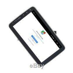 1DIN Rotatable 9 Android 8.1 HD Quad-core RAM 2GB ROM+32GB Car Stereo Radio GPS