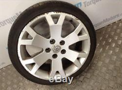 2003 Vauxhall Astra MK4 Gsi 17 Snowflake Alloy Wheels