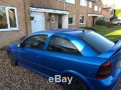 2003 Vauxhall Astra Mk4 GSI 16 Turbo (Z20LET Z20LEH VXR SRI K04 K06)