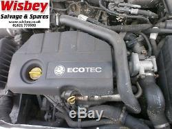 2004 vauxhall astra mk4 1.7 cdti z17dtl engine INC DELIVERY