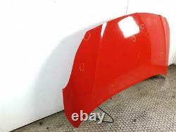 2014-2018 Mk4 Vauxhall Corsa E Bonnet Flame Red 3 Door Hatchback