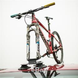 2018 Bicycle Carrier Frame Rack Roof-Top Suction Bike Car Rack Carrier4x Sucker