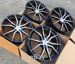 20 Lkw Aero Alloy Wheels Fits 5x120 Fits Vauxhall Insignia Vxr Transporter