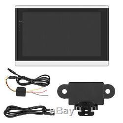 2 Pcs HD Android 7.1 Quad-Core RAM 2GB ROM 8GB Car Headrest Monitors DVD Players