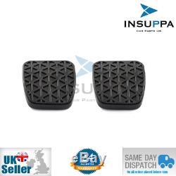 2x Vauxhall Astra G-h Zafira A-b Clutch/brake Pedal Rubber Pad 560775 90498309