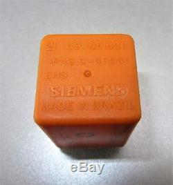 310-Vauxhall Opel 5-Pin Orange Relay Speed Signal GM 09185826 Siemens EHS Brazil