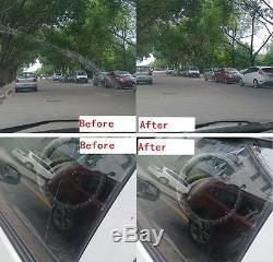 34Pcs Auto Windscreen Polishing Repair Kit-Car Glass Repair-Deep Scratch Remover