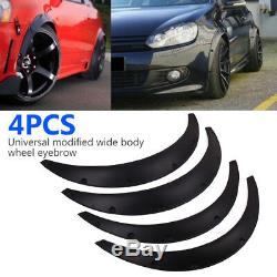3CF6 Car Wheel Arches Car Tires Fender Kit Car Mud Flaps Anti-Corrosion
