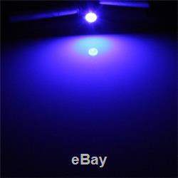 40Pcs 12V Car T5 T10 LED Instrument Panel Cluster Dash Light Mixed Bulb Lights