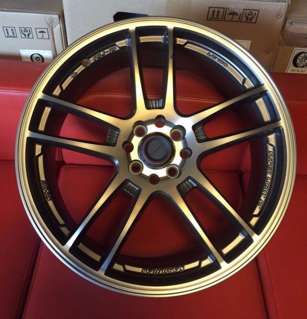 4 X 18 Lenso Sc02 Alloy Wheels To Fit Suzuki Mini Vauxhall Mazda Kia
