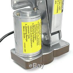 5 Ton Automotive Electric Car Jack Lift Stand Van Garage Lifter Remote Hoist 12V