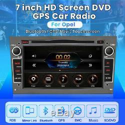 7.0 inch Radio Stereo DVD GPS SATNAV For OPEL Vauxhall Antara Astra DAB+ BT RDS
