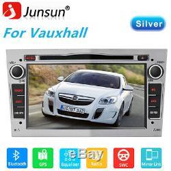 7 2Din Car Stereo Radio DAB GPS CD For Vauxhall Opel/Astra/Corsa/Zafira/Meriva