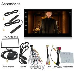 7 Android 6.0 Car Radio Stereo MP5 Quad Core 4G WIFI 2DIN Player GPS Nav 32G+2G