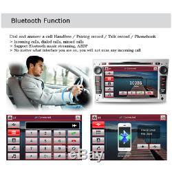 7 DAB+ Vauxhall/Opel Astra Corsa Vectra Car Stereo DVD GPS Sat Nav Radio Silver