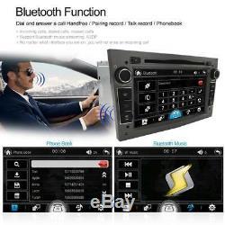 7'' grey DAB+ GPS sat NAV for VAUXHALL Opel Corsa/Antara/Vectra/Meriva/Zafira BT