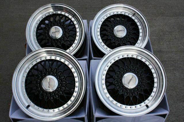 Alloy Wheels X 4 18 B Vintage For 5x110 Vauxhall Astra Corsa Meriva Zafira