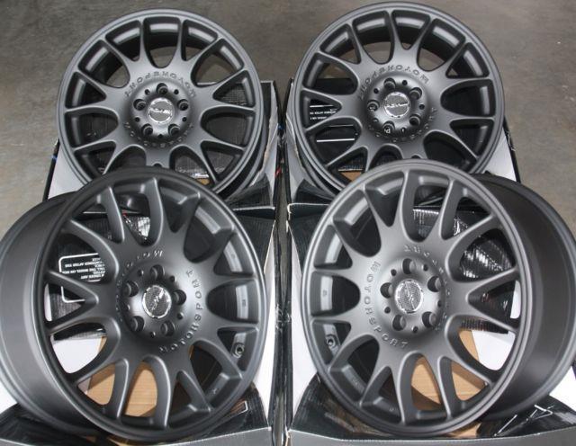 Alloy Wheels X 4 18 Gm Dare Rt2 Fits 5x110 Vauxhall Astra Corsa Meriva Zafira