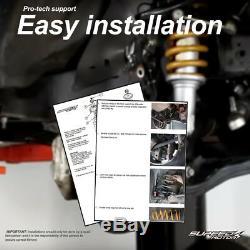 Adjustable Coilovers Suspension Kits for Vauxhall Astra G MK4 Estate / Van