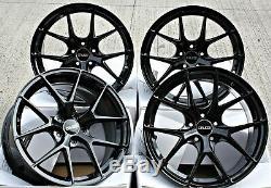 Alloy Wheels 18 Cruize Gto GB Concave Gloss Black Y Spoke 5x110 18 Inch Alloys